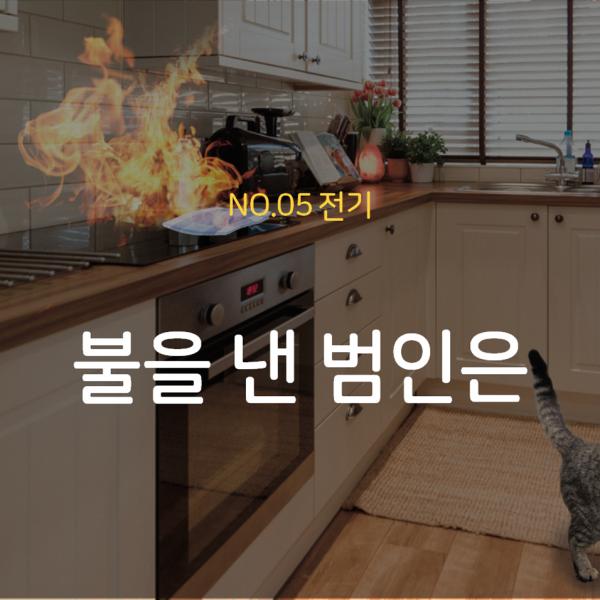 [05호 전기] 불을 낸 범인은 누구?